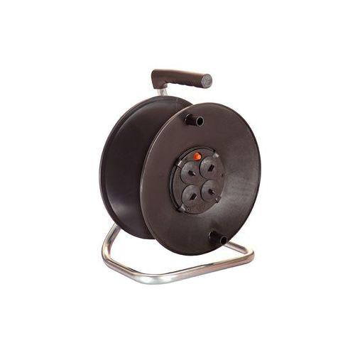 as schwabe kabeltrommel leer f r 40 m kabel tzas 10120 installationstechnik werkzeug. Black Bedroom Furniture Sets. Home Design Ideas