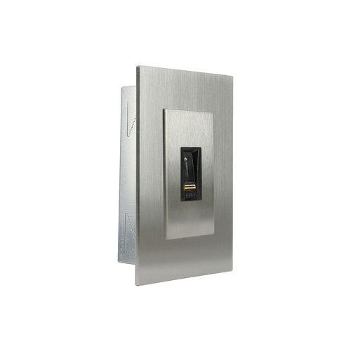 ekey wandeinbauset integra f r fingerscanner integra zur. Black Bedroom Furniture Sets. Home Design Ideas