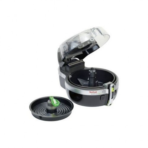 tefal fritteuse hei luft actifry 2in1 yv 9601 haushalt k chenger te fritteuse. Black Bedroom Furniture Sets. Home Design Ideas