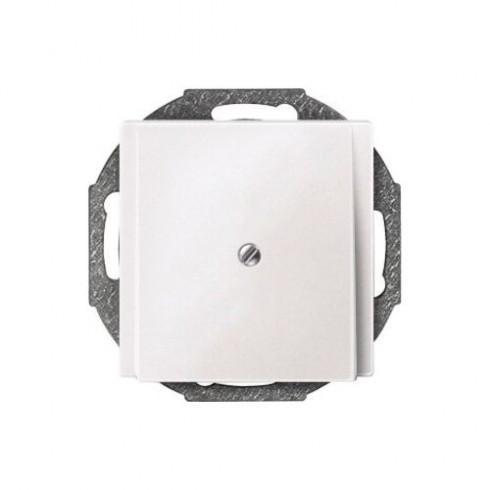 merten zentralplatte leitungsauslass polarwei system m meg295619 installationstechnik. Black Bedroom Furniture Sets. Home Design Ideas