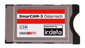 SmarDTV Wisi Smarcam 3 CI+ Irdeto ORF...