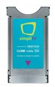 SimpliTV Modul DVB-T2 Cardless Irdeto...