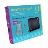 SimpliTV Set Cardless Irdeto Modul für...