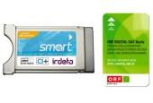 Smart SCAM-IR Irdeto CI+ CI-Modul inkl....