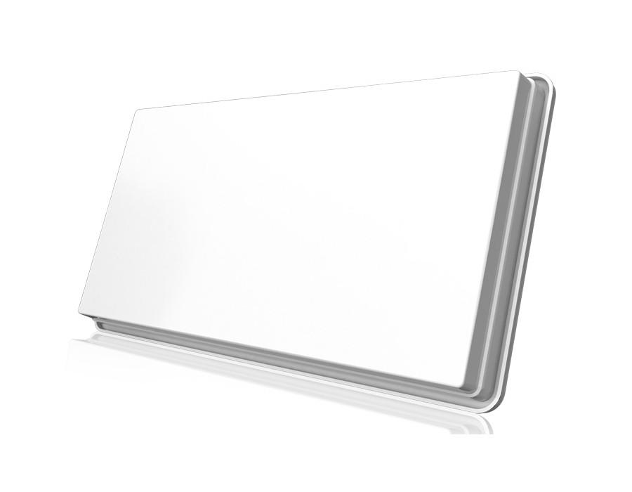 strong slimsat sa62 flach sat camping antenne spiegel inkl digital twin lnb satellit dvb t. Black Bedroom Furniture Sets. Home Design Ideas
