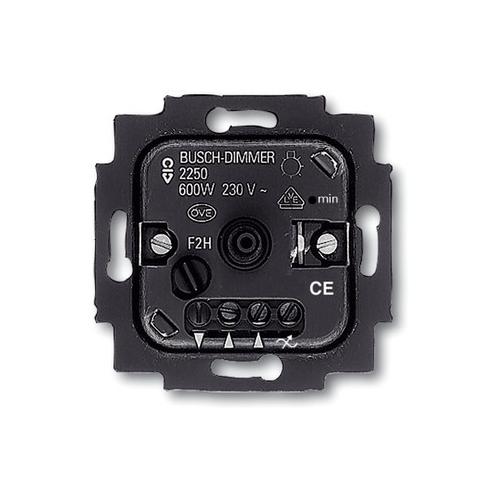 busch jaeger 6515 0 0704 elektronik unterputz ger te dimmer schalter einsatz. Black Bedroom Furniture Sets. Home Design Ideas