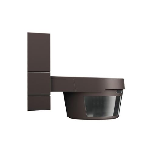 busch jaeger 6800 0 2523 1 w chter 220 masterline braun. Black Bedroom Furniture Sets. Home Design Ideas