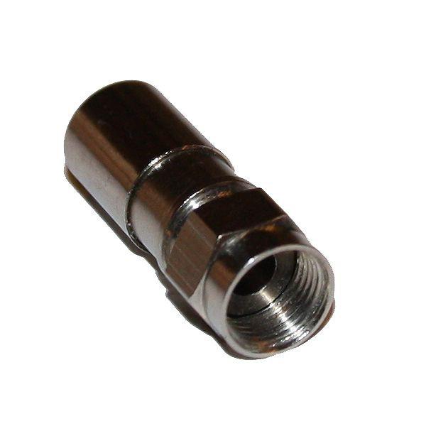 chess cx2 kompressionsstecker 7mm vollmetall f r koax kabel mit au endurchmesser 7mm f. Black Bedroom Furniture Sets. Home Design Ideas